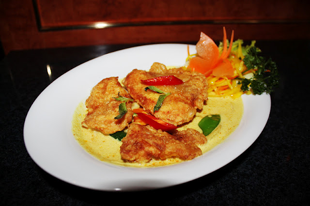 Curry im Restaurant Thuy Saigon