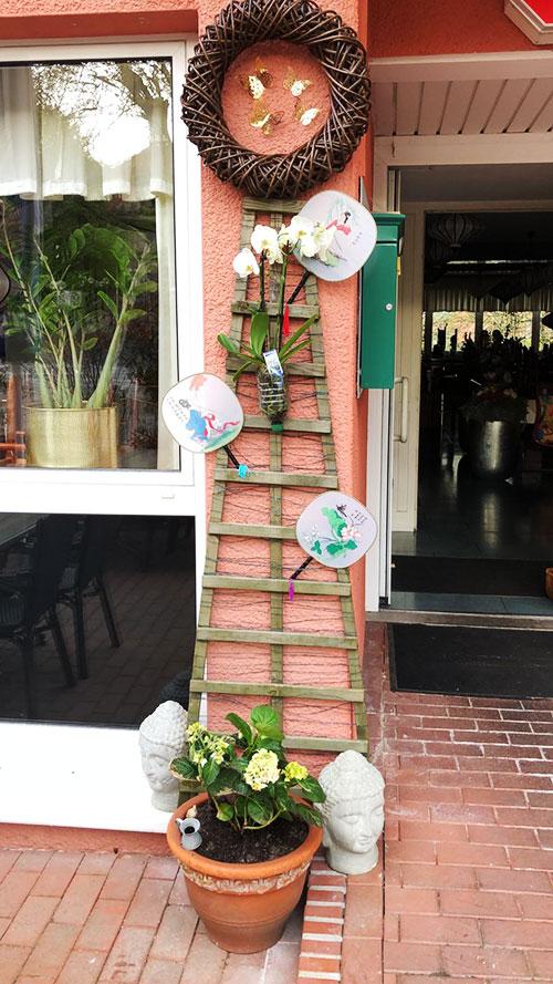 Thuy Saigon Außengastronomie